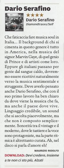 Rolling Stone Recensione - Dario Serafino